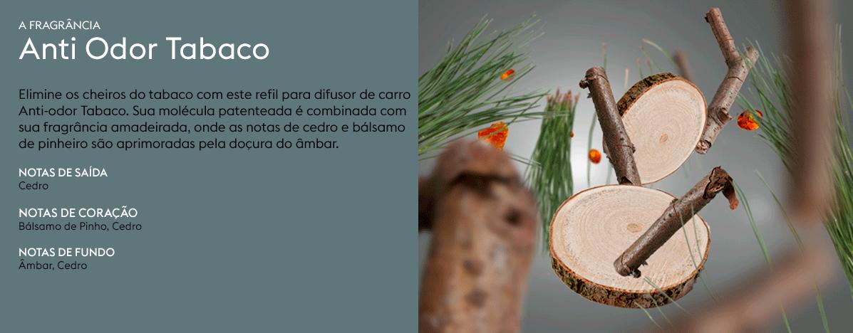 anti Odor Kit Perfume Amadeirado Maison Berger 2 peças
